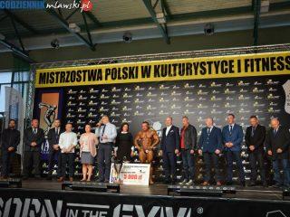 Mistrzostwa Polski Federacji NAC w kulturystyce i fitness Mława 2016