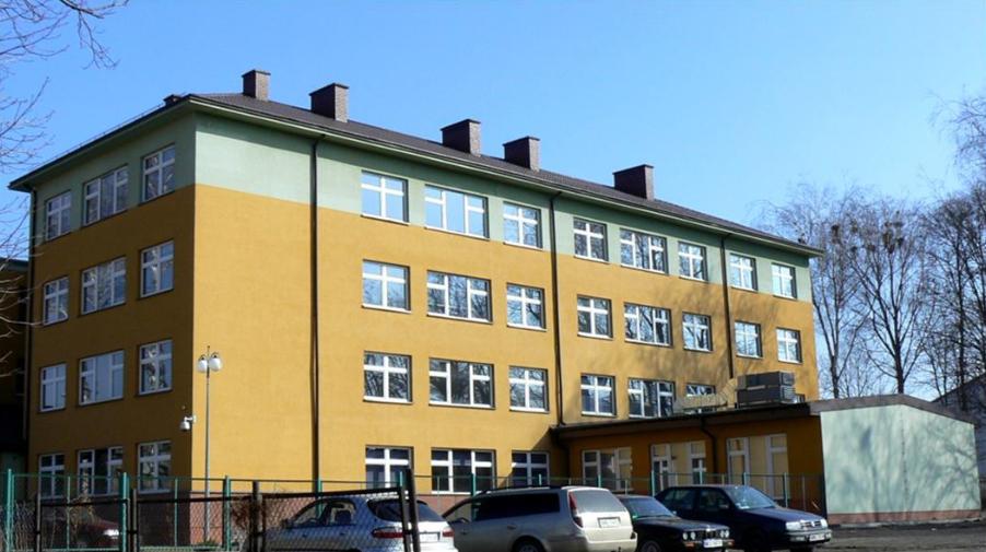 Siedziba Zamiejscowego Wydziału w Mławie
