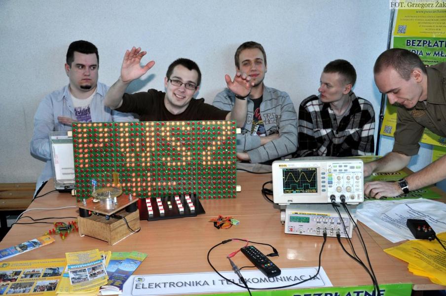 Koło Naukowe Elektroniki