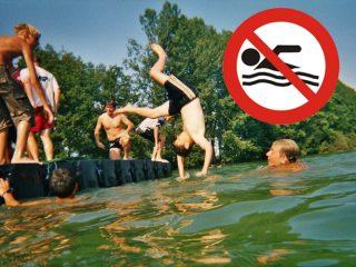Zasady bezpiecznego wypoczynku nad wodą