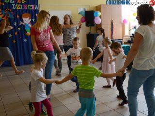 Dzień Dziecka  w Szkole Podstawowej w Dębsku