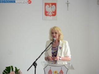 Hanna Zarębska – zasłużona dla Miasta Mława