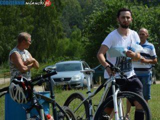 Nowak w triathlonie, Biranowski na rowerze