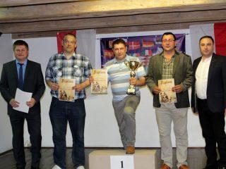 Zawodnicy z rejonu mławskiego na XVI Międzynarodowym Turnieju Warcabowym