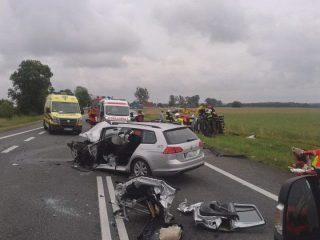 Wypadek w Kuklinie. Aktualizacja