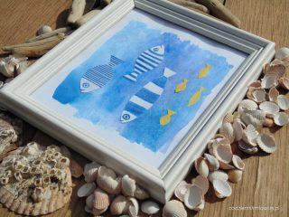 Wakacyjne obrazki znad morza – część I