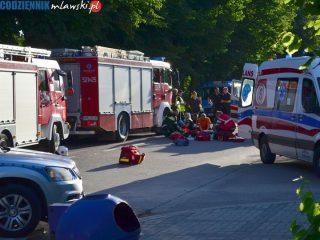 Mława. Śmiertelny wypadek na ulicy Reymonta – najnowsze informacje