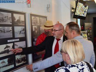 """Wystawa """"Mława w okresie okupacji niemieckiej 1939 – 1942"""" otwarta"""