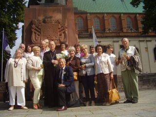 Seniorzy w pierwszej stolicy Polski