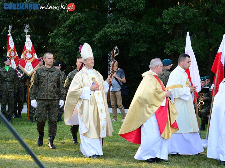 Modlitwa za żołnierzy współczesnych i tych poległych w obronie Mławy