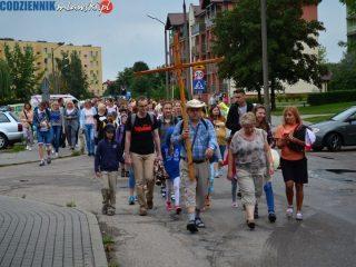 Grupa Miedziana już rozpoczęła pielgrzymkę na Jasną Górę