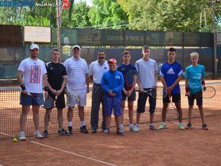 Adam Chocholski triumfatorem mławskiego turnieju tenisowego