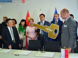 Novago oficjalnie przejęte przez chińskiego potentata