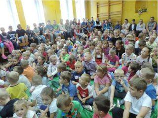 Międzynarodowy Dzień Kropki w Szkole Podstawowej w Dzierzgowie