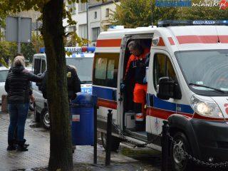 Dwie kobiety potrącone na ulicy 3-go Maja