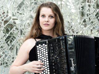 Inga Piwowarska laureatką prestiżowego konkursu akordeonowego