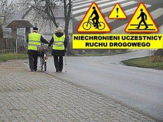 Ponad pięćdziesiąt wykroczeń kierowców, pieszych i rowerzystów