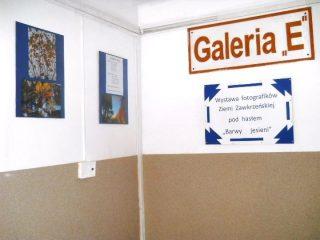 """Oglądaj wystawę w Galerii """"E"""" w ekonomiku"""
