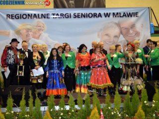 Targi Seniora w Mławskiej Hali Sportowej