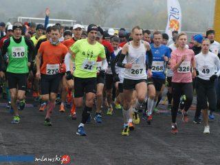 Nosarzewski najlepszy w półmaratonie.  Blisko 300 uczestników