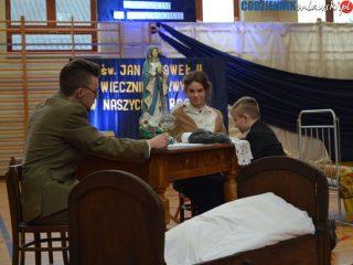 Jan Paweł II od dziesięciu lat patronem Gimnazjum w Radzanowie