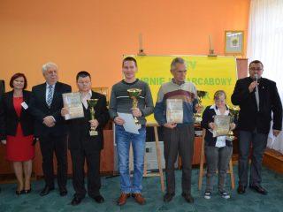 XIV Turniej Warcabowy o Puchar Starosty Mławskiego  w Środowiskowym Domu Samopomocy w Mławie