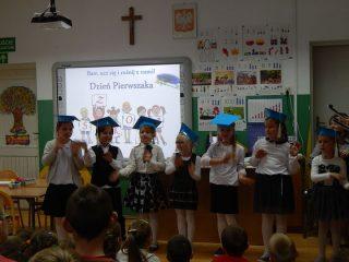 Dzień Pierwszaka w Szkole Podstawowej w Zawadach