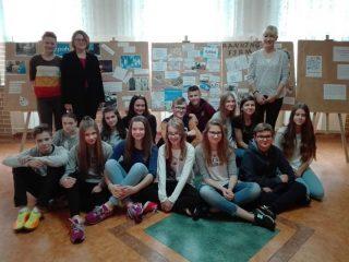 """Projekt """"Sprawy globalne są dla nas lokalne"""" w Gimnazjum nr 2"""