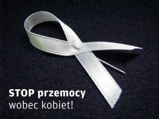 """""""Biała wstążka"""" dziś na ulicach Mławy"""