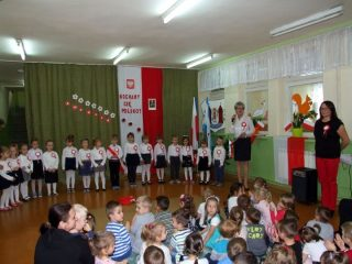 Urodziny Polski w MPS Nr 4