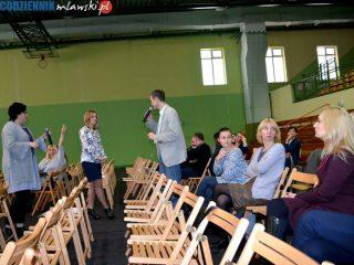 Spotkanie informacyjne o reformie oświaty. Tłumów nie było