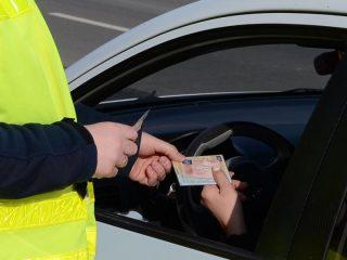 Mławski kierowca na ulicy Mławskiej stracił swoje prawo jazdy