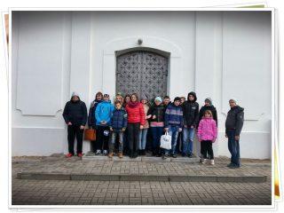 Lekcja żywej historii na mławskim cmentarzu