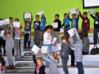 """Kampania """"Czytajmy dzieciom"""" w Szreńsku"""