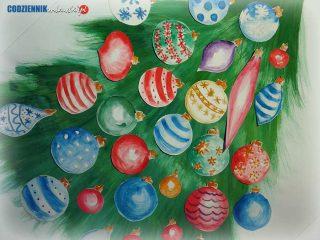Przyłącz się do świątecznej zabawy! Stwórz z nami wyjątkową choinkę!