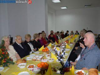 Opłatek w Klubie Seniora Pogodny Uśmiech