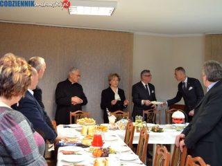 Spotkanie opłatkowe PiS w Mławie