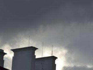 Ryzyko przekroczenia wysokich stężeń zanieczyszczeń powietrza
