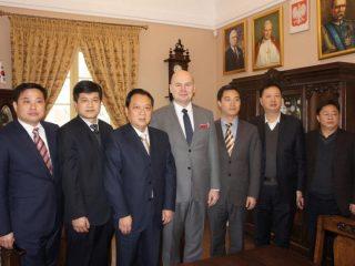 Chińscy urzędnicy gościli w Mławie
