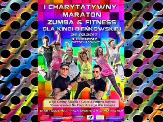 I Charytatywny Maraton Zumba & Fitness