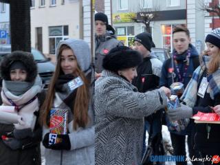 Wolontariusze WOŚP już kwestują na ulicach miasta