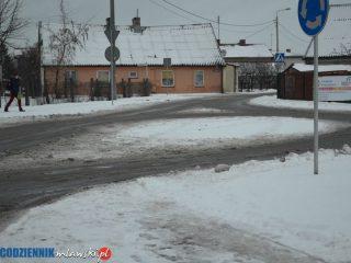Nowe rondo na Dzierzgowskiej. Oznakowanie poszło do poprawki