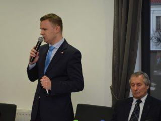 Burmistrz zapowiada rozpoczęcie budowy dworca zintegrowanego w 2018 roku