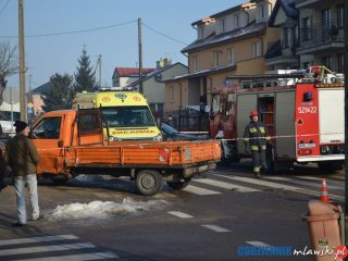 Dalsze ustalenia  w sprawie wypadku na skrzyżowaniu Padlewskiego i Wymyślin