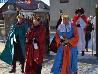 Orszak Trzech Króli w Radzanowie