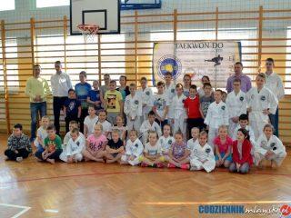 Turniej Taekwondo po raz pierwszy w gminie Stupsk
