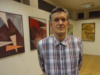 Wystawa malarstwa Jerzego Jasińskiego w Galerii 022 w Warszawie