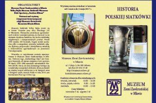 """Nie przegap! Wystawa """"Historia Polskiej Siatkówki"""" i mecz gwiazd już 4 marca"""