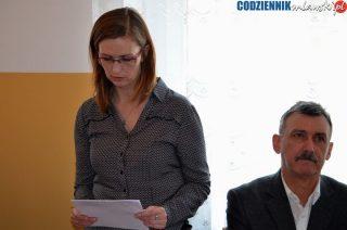Jolanta Ruziecka nowym skarbnikiem gminy Dzierzgowo