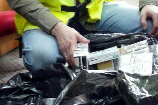 34-letnia mławianka przechowywała papierosy bez akcyzy